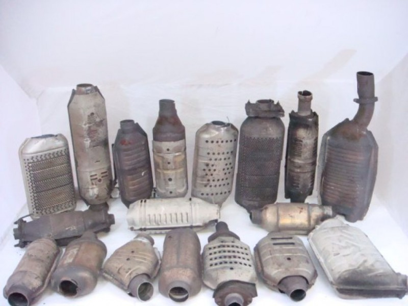 Catalytic Converters: Why Thieves Steal Them - Newark, CA ...