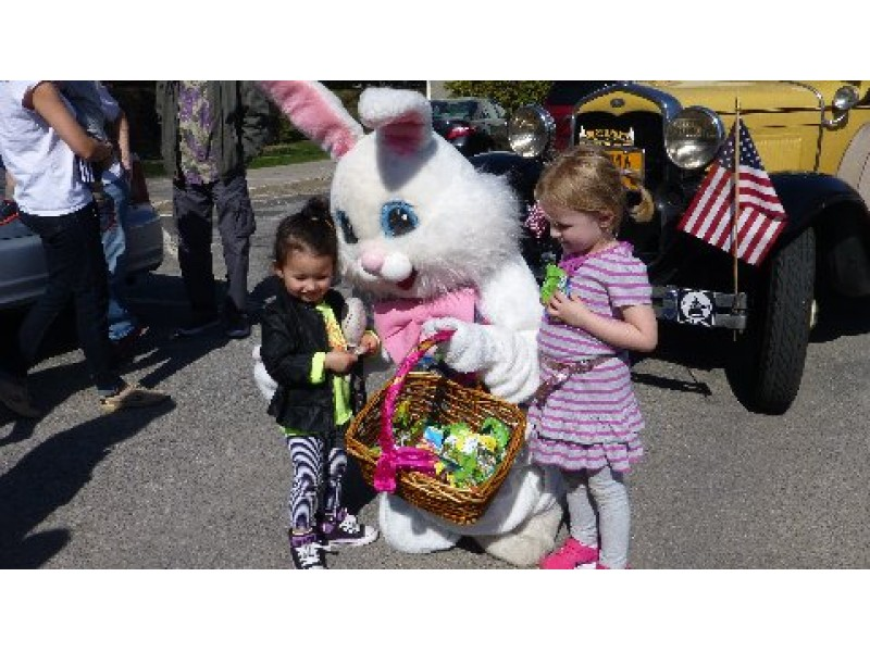 Places To See Easter Bunny On Long Island