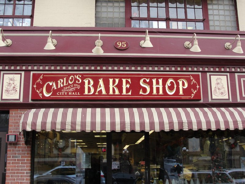 Cake Shop Lower East Side New York