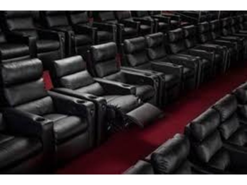 Showcase Cinemas Woburn Completes Renovation Project Adds