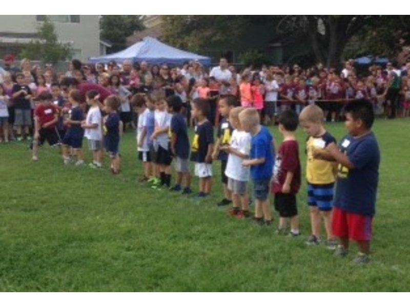 Dixon Unified School District Kicks Off Cross Country Program For Elementary Schools Dixon Ca