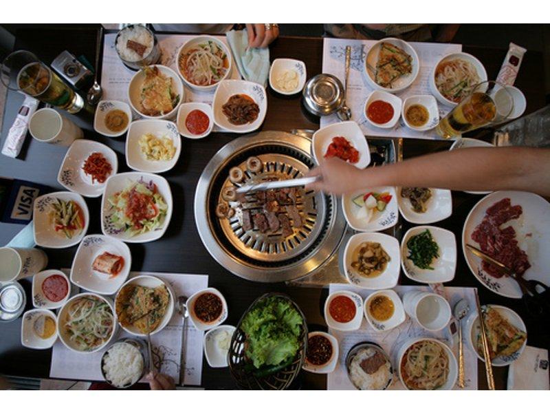 Korean Food Palo Alto Ca