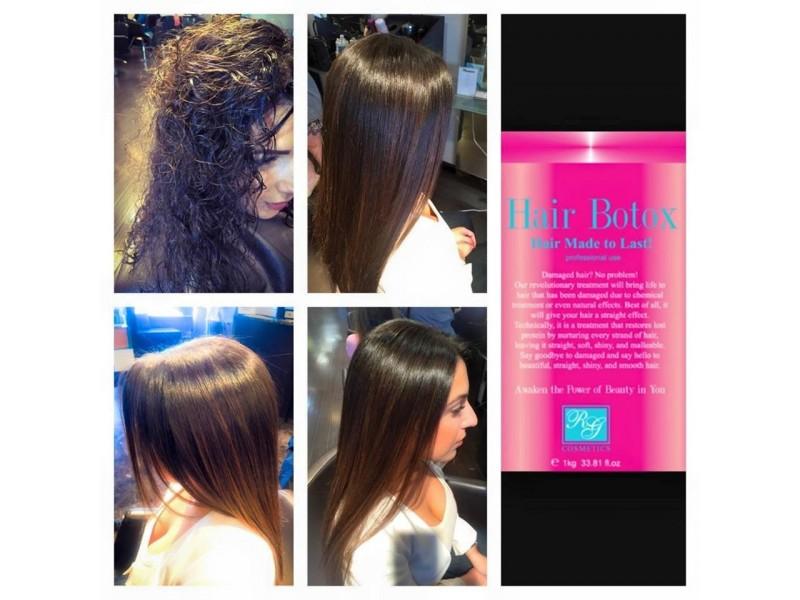 Local Hair Salon Now Exclusive Distributor of Hair Botox ...