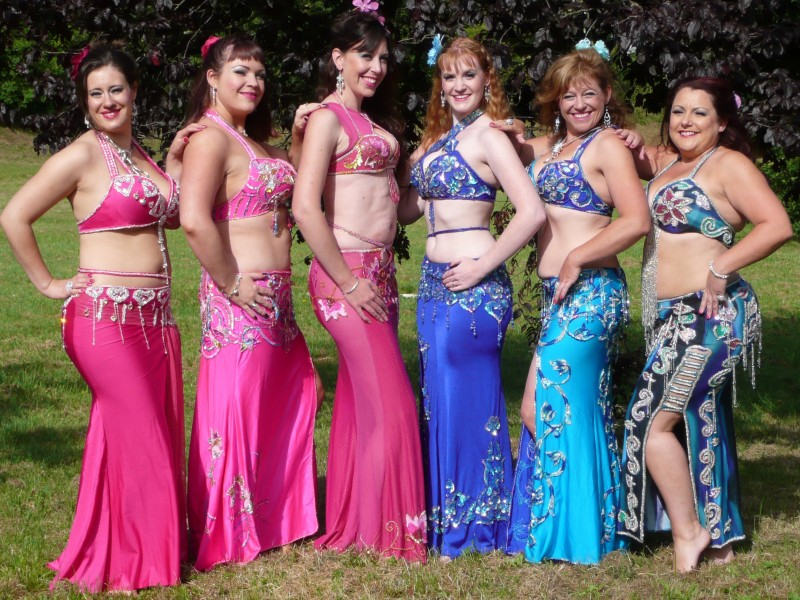 2 Why You Should Be Belly Dancing This Year