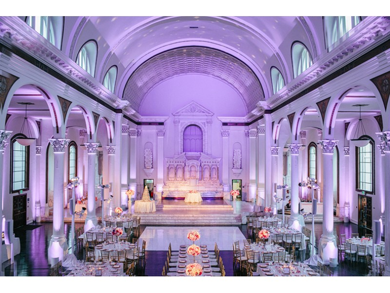 Top wedding venues in los angeles this year los altos for Places to get married in california