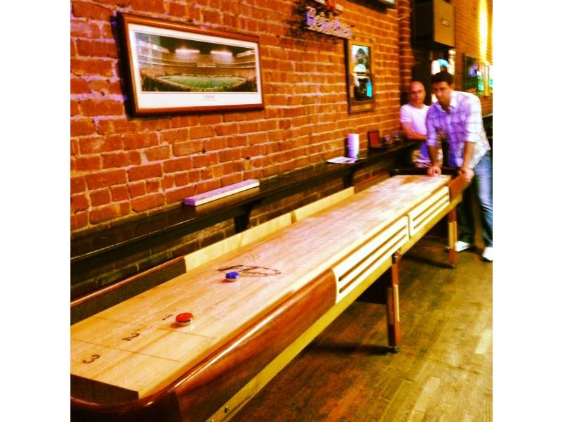In the Bars: Hoboken Shuffleboard League Gaining Steam - Hoboken, NJ Patch