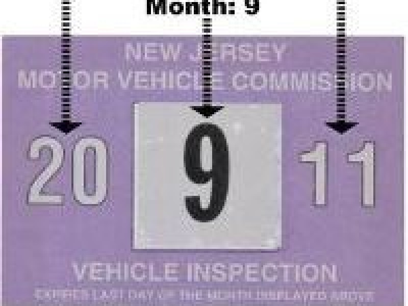 Nj state car inspection paramus