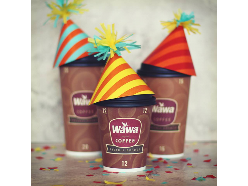 Free Coffee for Wawa's 51st Birthday - Roxborough, PA Patch