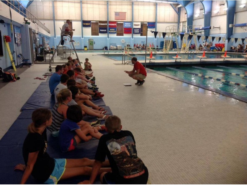 Ocean State Swim Camp At University Of Rhode Island Stonington Ct Patch