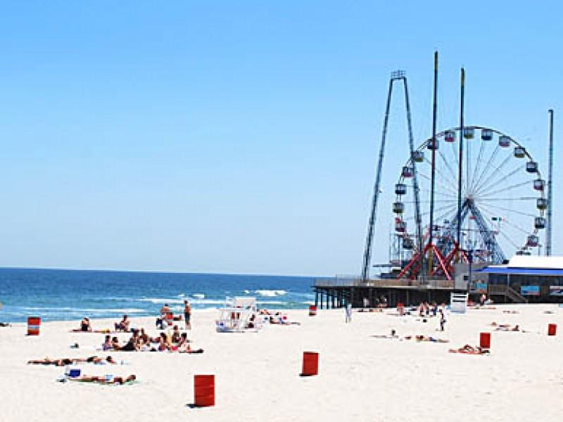 Is Belmar Beach A State Beach