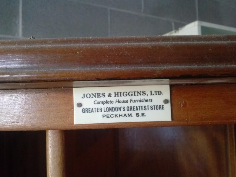 Beautiful Antique Jones And Higgins Armoire   Dacula, GA Patch