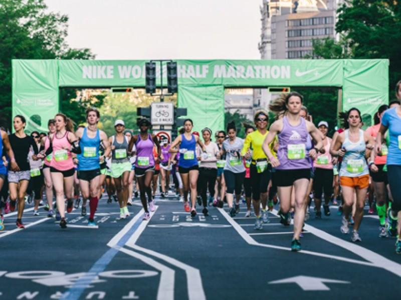 Nike Femmes Semi-marathon 2018