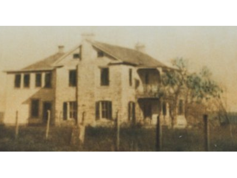 Man Uncovers The Real Texas Chainsaw Massacre Round