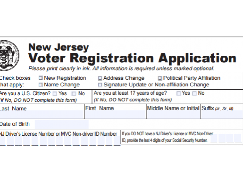 How to Register to Vote Before the New Jersey Primary - Woodbridge ...