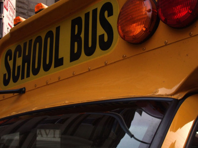 Motorcyclist Dies in School Bus Crash in Marlboro
