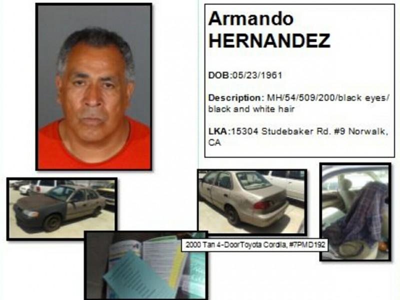 Diamond Bar, CA Registered Sex Offenders in Los