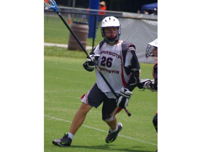 U13 Seahawks Lacrosse Team At The Pdq Blast Tourney