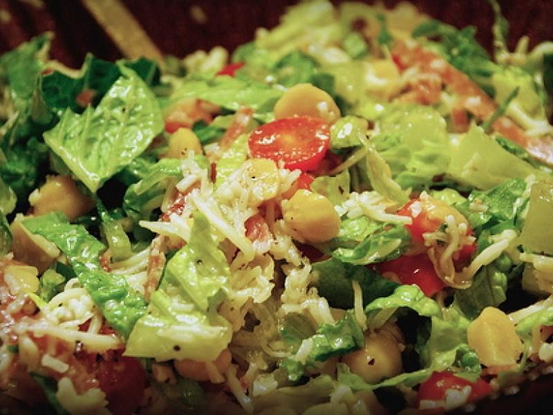 Recipe Provocateur Maria S Italian Kitchen Chopped Salad