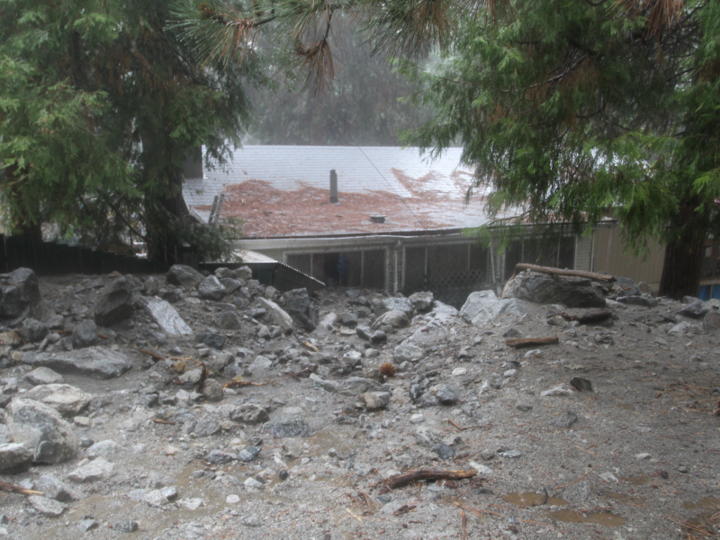 Photos storm unleashes more mud and rocks in forest falls for 18 8 salon rancho santa margarita