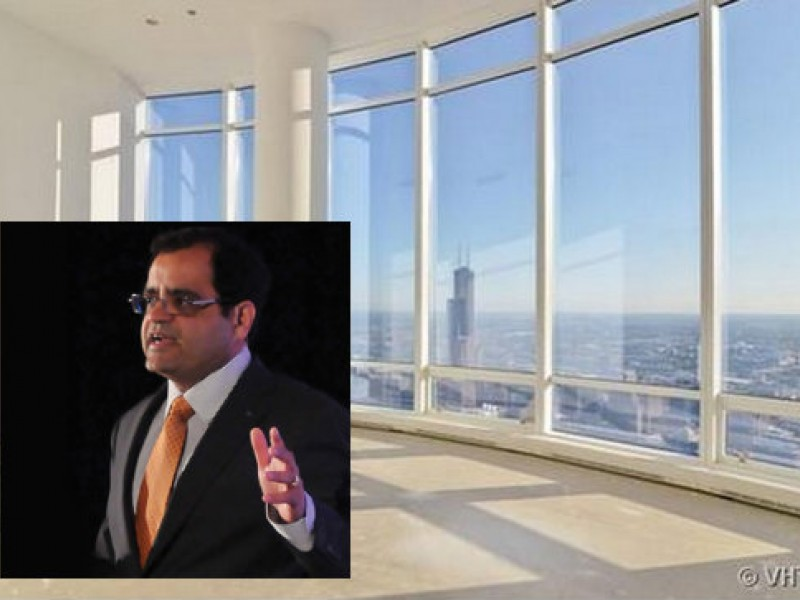 Lake Zurich Football >> Tech Entrepreneur Buys Trump Tower Penthouse: Chicago's ...