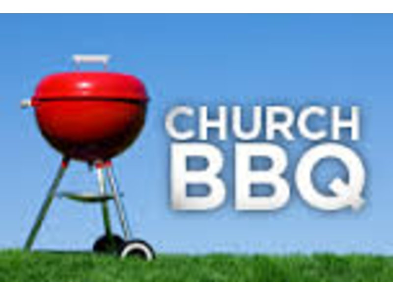 Church of St. Alban Outdoor Worship Service and free Community BBQ
