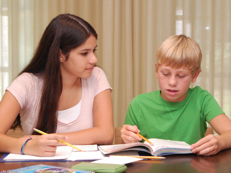 education and homework Homework also provides an opportunity for parents to participate in their children's education homework is designed to reinforce what students have already learned.