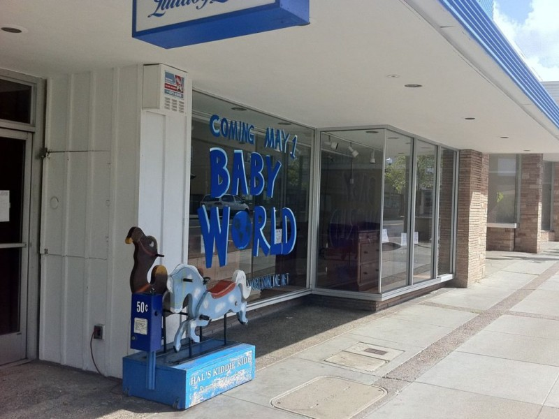 With Lullaby Lane Gone, Baby World Set To Move In To Fill Baby Store Void