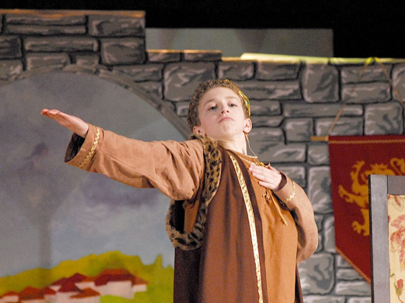 Franklin Ave Middle School Presents Once Upon A Mattress