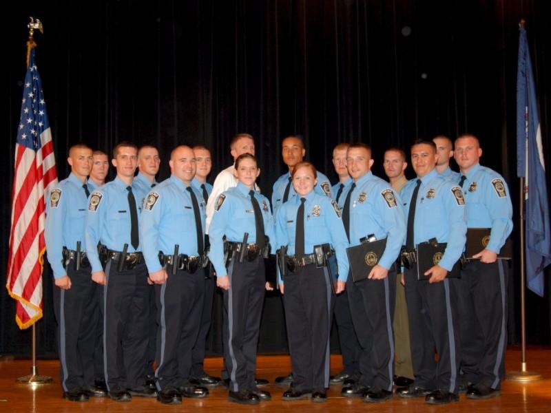 Police: 16 Recruits Graduated Wednesday - Woodbridge, VA Patch