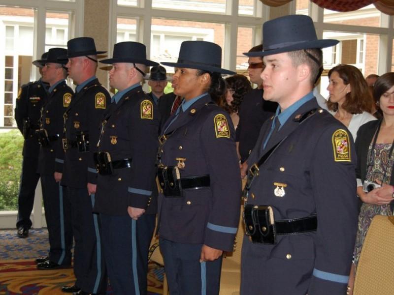 Umd police academy graduates five new officers college - Garden city michigan police department ...