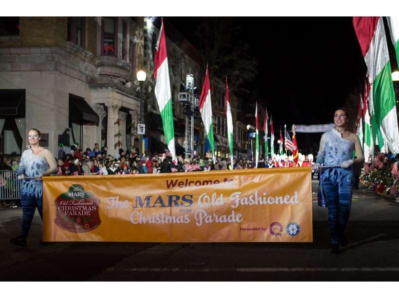 WEST CHESTER'S OLD-FASHIONED CHRISTMAS PARADE SEEN BY THOUSANDS ...