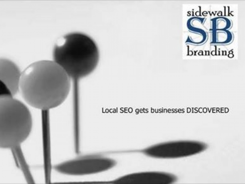 SEO presentation and business networking