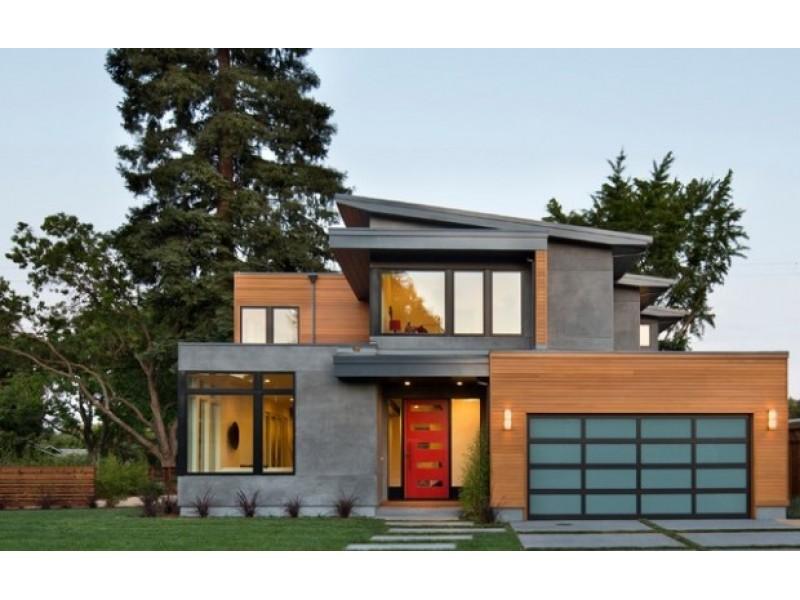 18 amazing contemporary home exterior design ideas 0