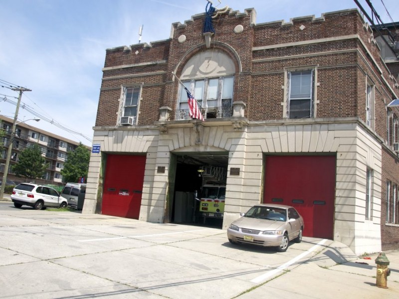 Newark 39 S West Ward To Get New Firehouse Newark Nj Patch