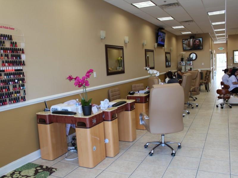 beauty salon essay