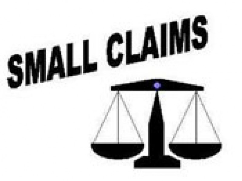 Small Claims Division