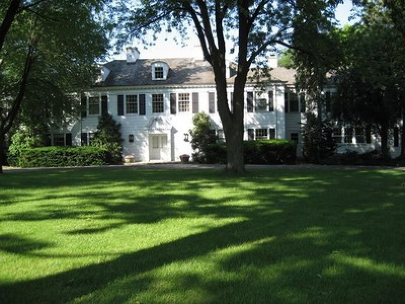 16 5 Million Lake Forest Home Has Historical Ties Lake Forest Il Patch