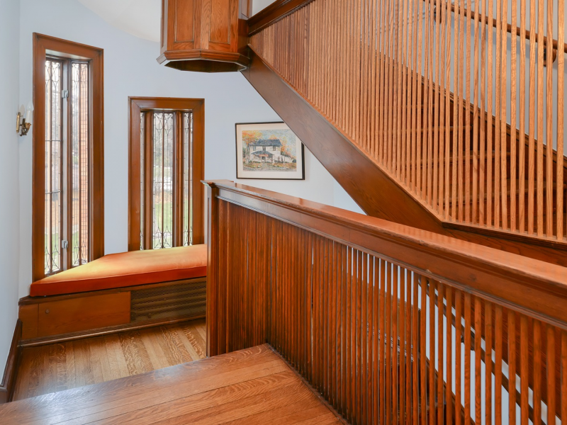 Frank Lloyd Wright Home to Hit the Market at $2.4M (PHOTOS ...