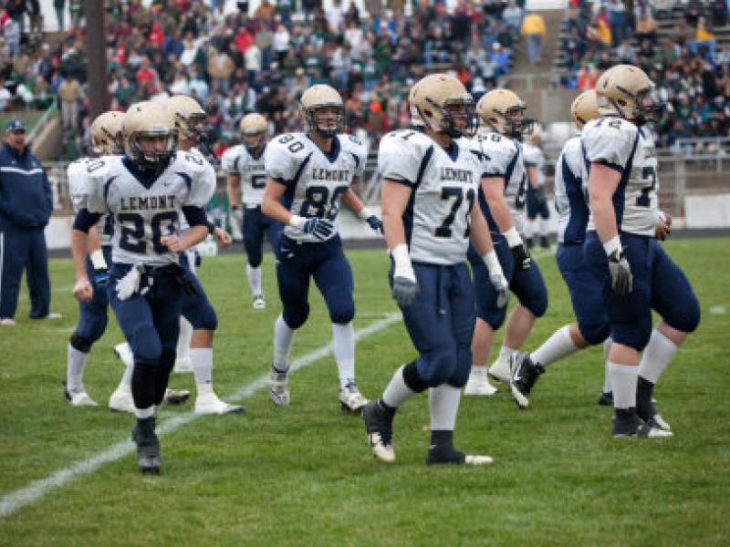 Football: 2013 Lemont High School Schedule Released ...