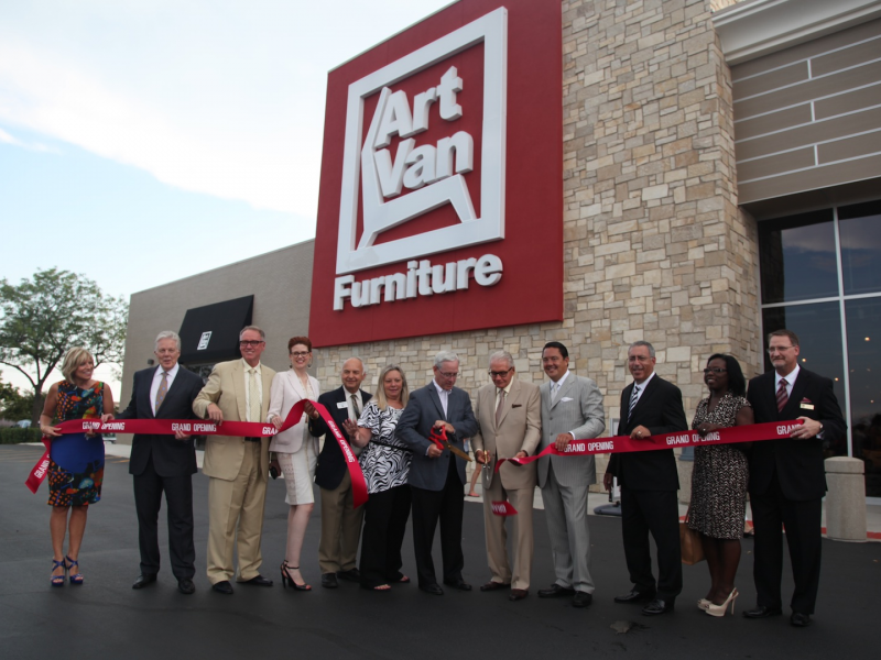 ArtVan Furniture Opening New Store On Randall Road