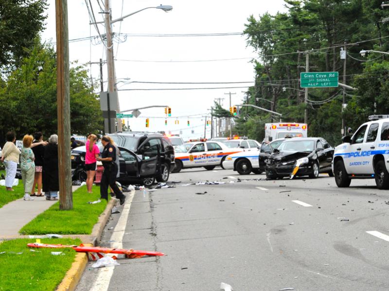Garden City Mi Car Accident