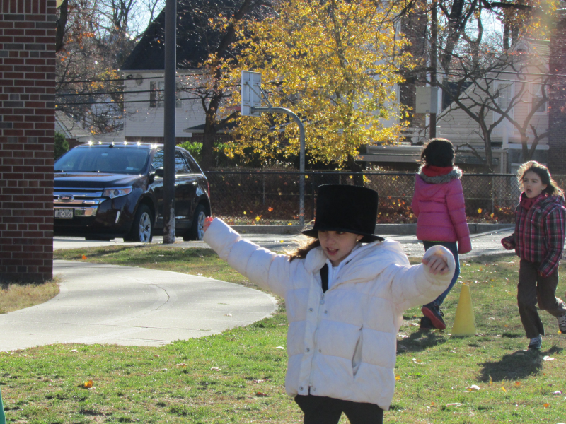 Manor Oaks School Holds Second Annual Turkey Trot New Hyde Park Ny Patch