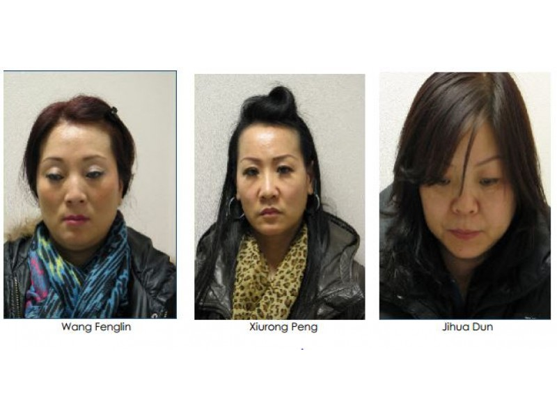 3 Women Charged In Palos Heights Massage Parlor Sting