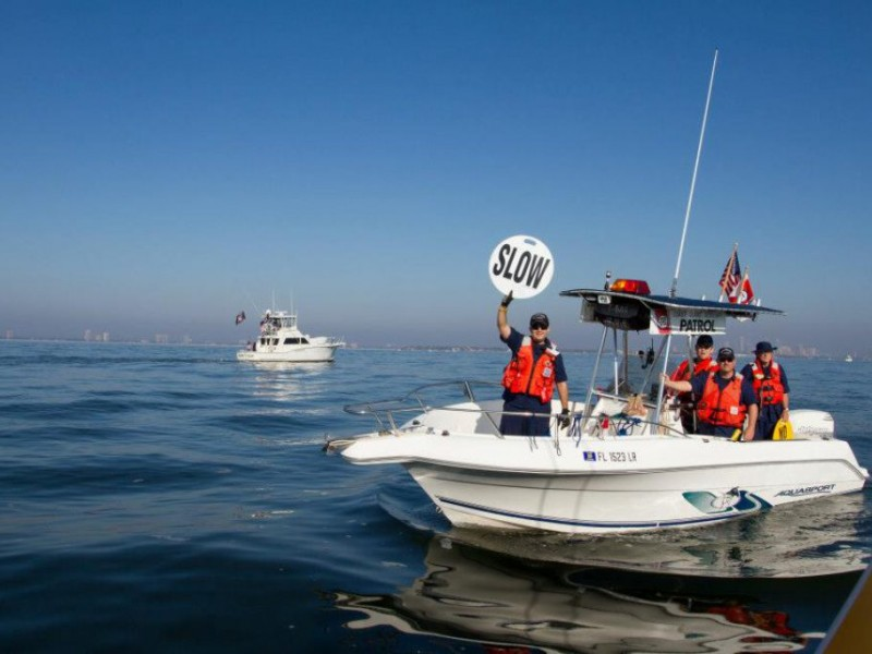 Volunteer With The Coast Guard Auxiliary Flotilla 72