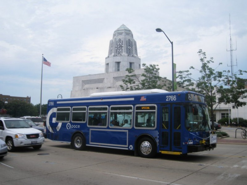 New pace bus routes start monday geneva il patch - Bus from port authority to jersey gardens ...