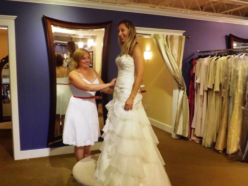 Operation wedding gown a success at bella sera bridal operation wedding gown a success at bella sera bridal junglespirit Choice Image