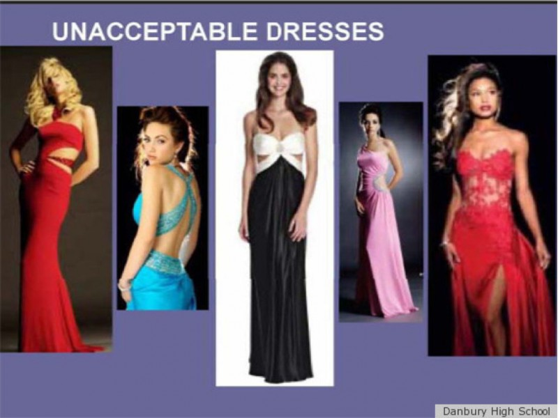 Problematic Prom Dresses - North Branford, CT Patch