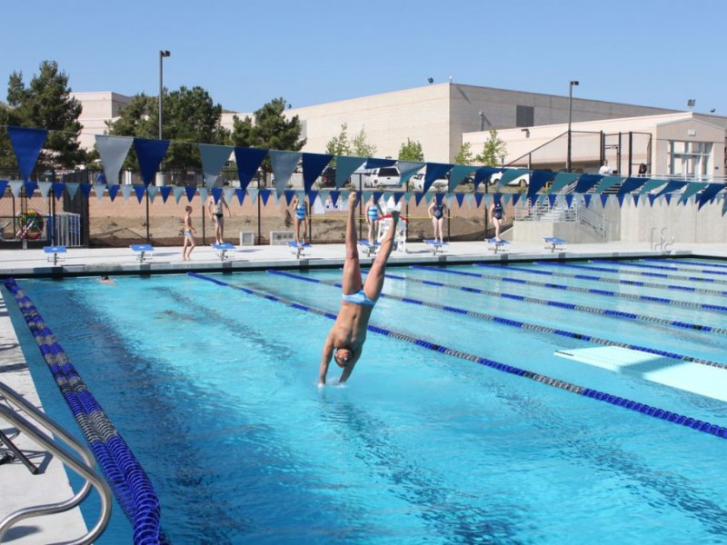 West Hills Now Offers Summer Public Pool Time Santee Ca Patch