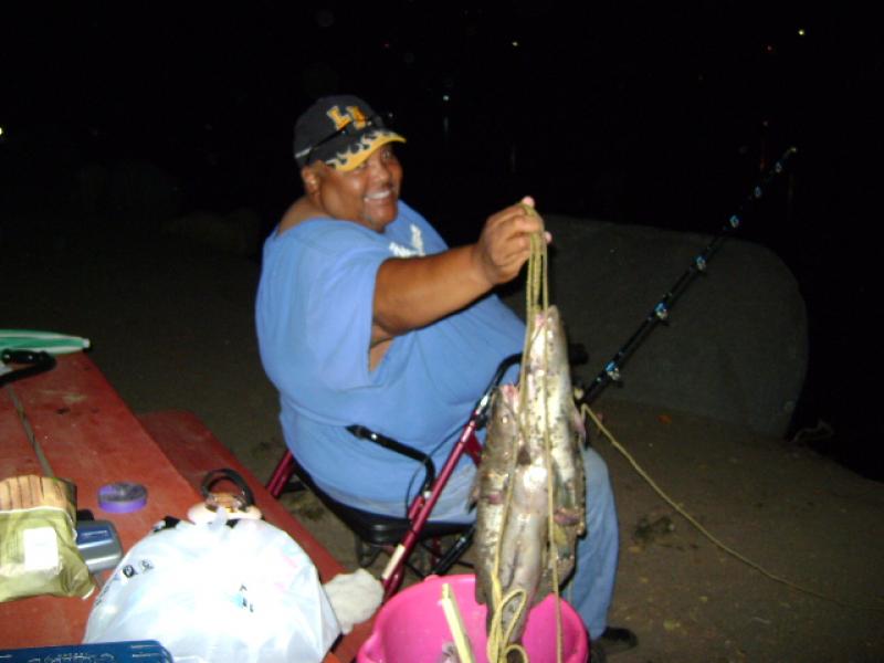 Santee lakes fishing report beer battered bluegill recipe for Santee fishing report