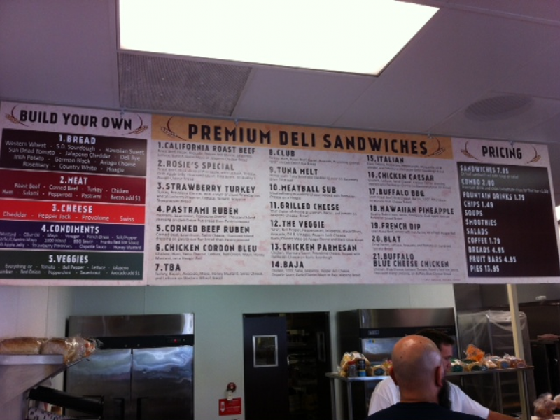 Dudley 39 S Deli Bakery Opens At Santee Town Center Santee Ca Patch